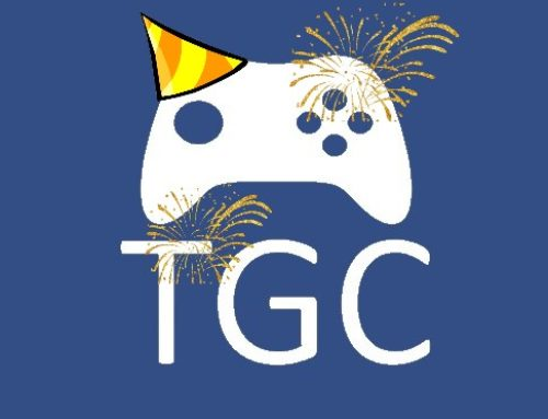 The Game Center Celebrates It's 3rd Birthday!